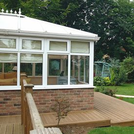 rydale windows - conservatory installation