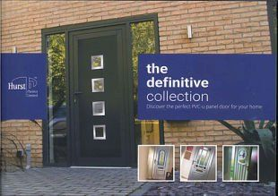 the definitive collection brochure