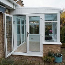 Rydale Windows - Lean-To Conservatories