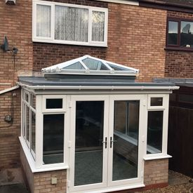 rydale windows - orangeries