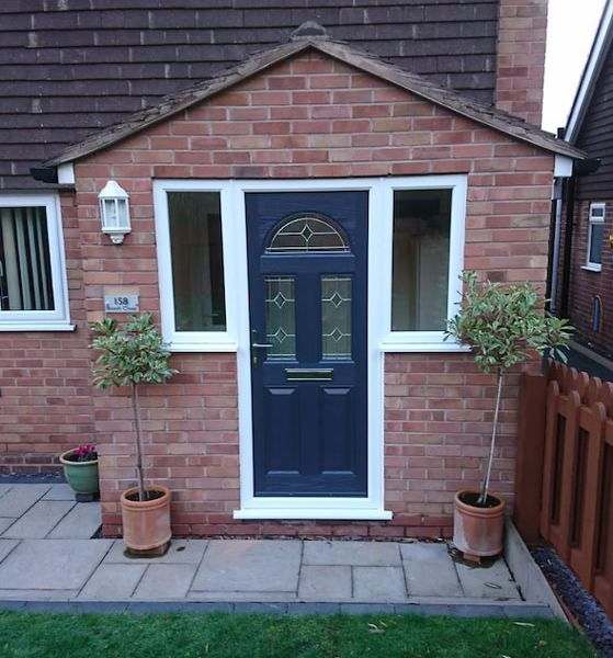 Composite Doors in Sutton Coldfield