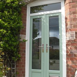 rydale windows - French door