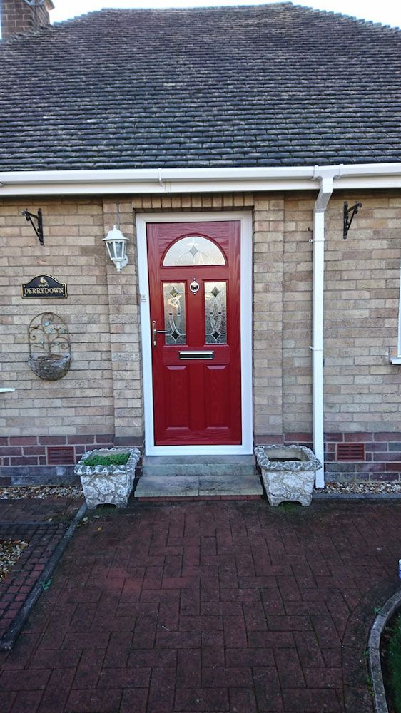 Composite Doors Sutton Coldfield