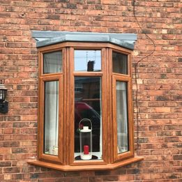 Rydale Windows - Bow Windows
