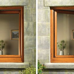 Rydale Windows - Tilt and Turn Windows