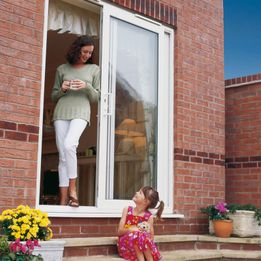 rydale windows - sliding patio door