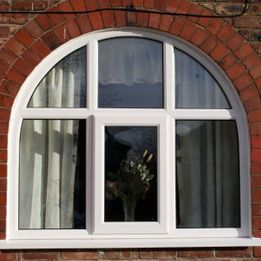 Rydale Windows - Arch Windows