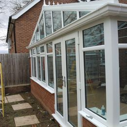 Rydale Windows - Gable End Conservatories