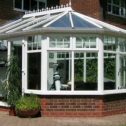 Rydale Windows - Victorian Conservatories